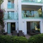 Villa tipi evler otel odalarından daha güzel