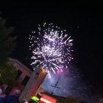 Even fireworks!