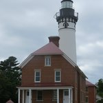 Keepers House & Au Sable Light Station PRNLS August 2014 IMG_9730