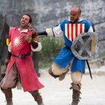 Duel médiéval