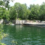 Marble Quarry Swimming Hole