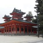 Photo of Heian Shrine taken with TripAdvisor City Guides