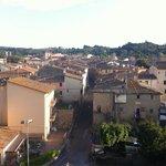 Rocca di Staggia (panorama)