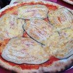 Pizza alla melanzana!