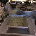 Суп вегетарианский : 8 лир