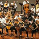 Teil des Orchesters