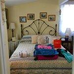 Aunt Clara bedroom