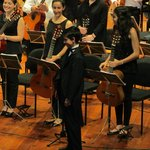 Der Dirigent Oscar Ramos