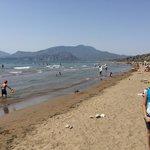 Geniş plaj