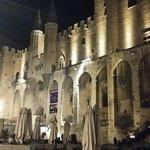 Il palazzo dei Papi.