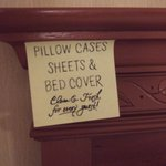 If only every hotel offered this...