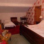 hayloft room