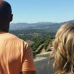Beautiful Napa Valley view