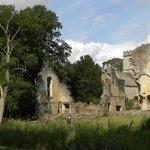 Minster Lovell Priory ruins