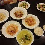 Room service. 1600 baht.