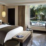 Poolside Cabana Room