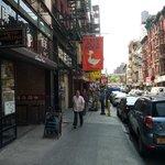 En pleno Chinatown