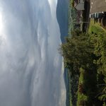 View from La Villa Bel-Air