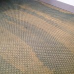 carpet in the room we were originally given