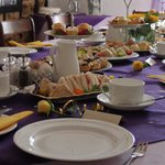 Afternoon tea function