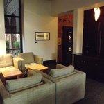 altri angoli della lounge