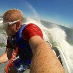 Me on the jet ski