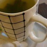 Lemongrass tea was delicious