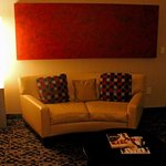 Salon Suite - living area