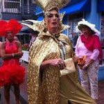 Drag Brunch, Carnival 2014 A