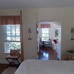 comfy bedroom suite