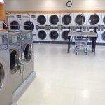 huge washers and dryers