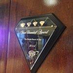 4 Diamond Hotel!