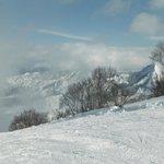 石打丸山スキー場(山頂ゲレンデ)