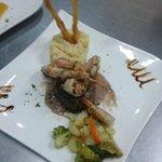 Restaurante Vela Bar  Deliciosos platillos