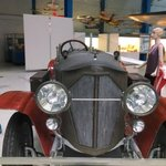 This car reminded my kids about the movie Chitty Chitty Bang Bang