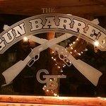 Gun Barrel Restaurant, top notch