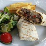 traditional beef kebab