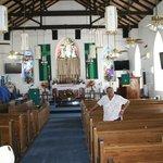 Beautiful church at Grand Turk