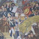 Palacio Nacional, Diego Rivera mural