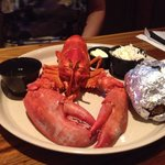 Great deal on wed lobster special