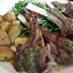 Lamb chops...yum