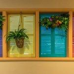 Restaurant shutters