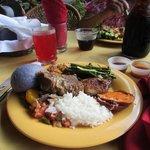 food at laui