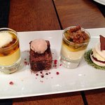 Restaurant • Dessert selection