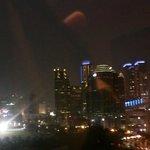 my room view at night