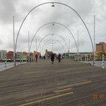 Posições de movimento da ponte. (1)