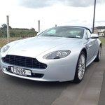 Aston Martin Vantage V8,
