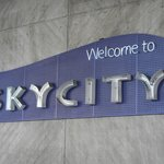 Sky City hotel.