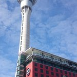 Sky Tower and Hotel.