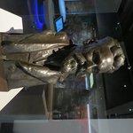 Joseph Pulitzer bust